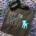 My Dog's Stuff Tote